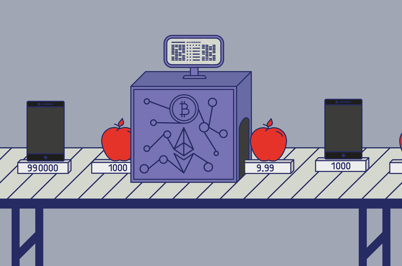 Супермаркет на блокчейне: как технология сделает продукты дешевле