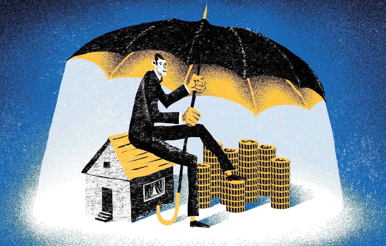 Страхуем ИП от долгов и ареста имущества. 4 простых шага и один сложный
