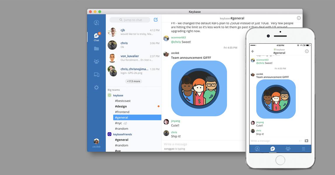 Секретный чат: появилось новое приложение для шифрования рабочей переписки