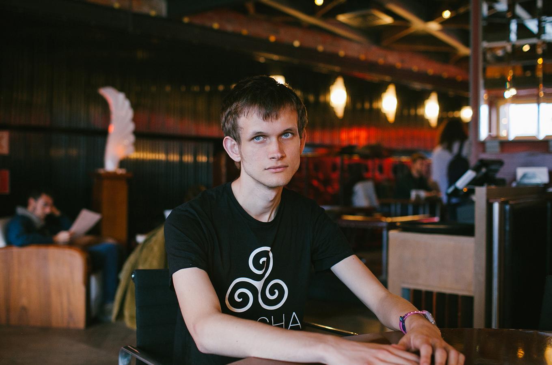 Виталик Бутерин: настоящий кочевник, вундеркинд или Робин Гуд