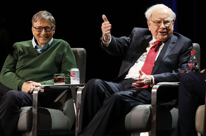 9 книг, которые советуют Билл Гейтс, Джефф Безос и Уоррен Баффет - Inc. Russia