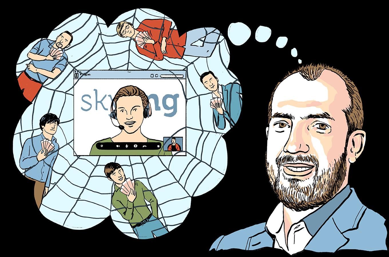 Чего я не знал, начиная бизнес: Александр Ларьяновский, онлайн-школа Skyeng