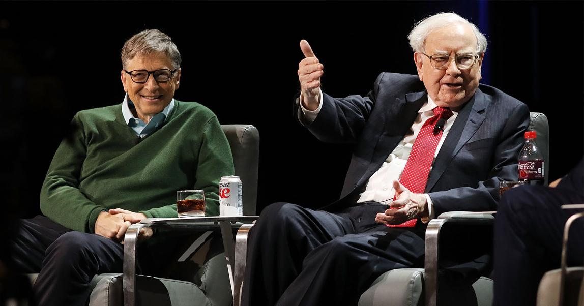 9 книг, которые советуют Билл Гейтс, Джефф Безос и Уоррен Баффет