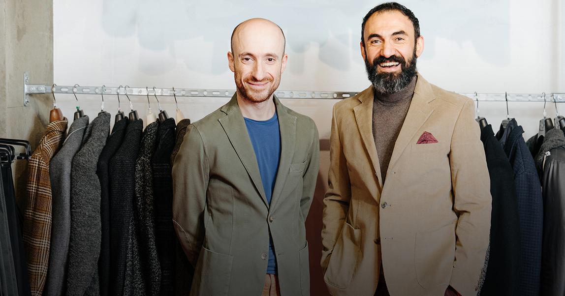 The Boys: как два фаната Италии делали интернет-магазин мужской одежды, а получился шоу-рум