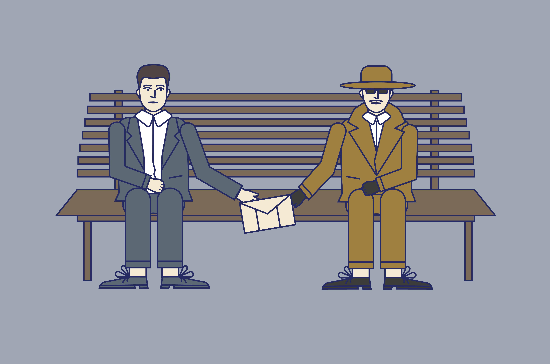 Контрразведка: что делать, если кто-то сливает информацию из вашей компании