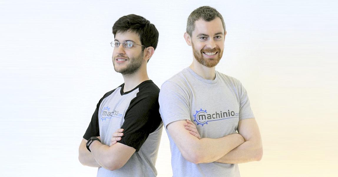Machinio: как два миллениала готовят революцию на рынке подержанного оборудования (и учат старые заводы работать)