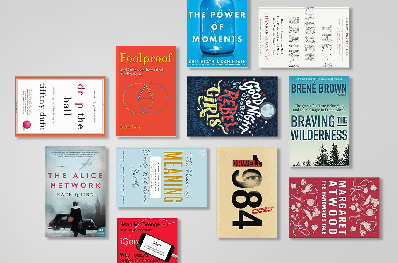 Советует TED: 25 книг для чтения этой зимой
