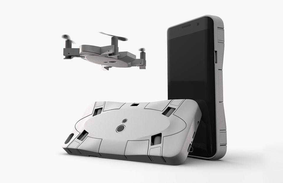 Израильский стартап представил чехол-дрон для смартфона за $130 - Бизнес новости в журнале Inc.Russia