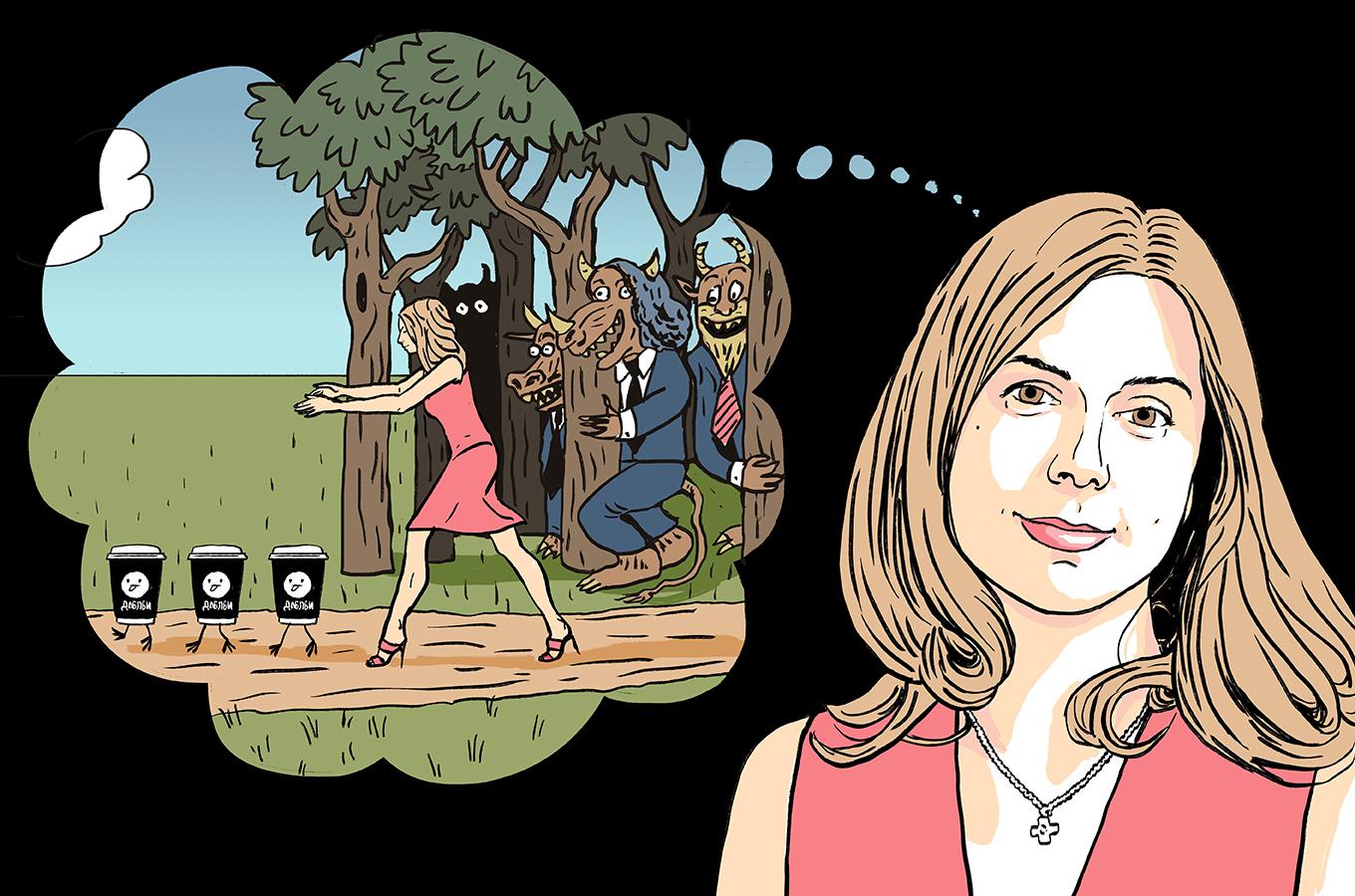 Чего я не знала, начиная бизнес: Анна Цфасман, основательница сети кофеен «Даблби»