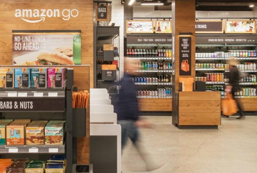 Inc.Russia  » Amazon открывает первый магазин на искусственном интеллекте. В нем не будет касс и очередей