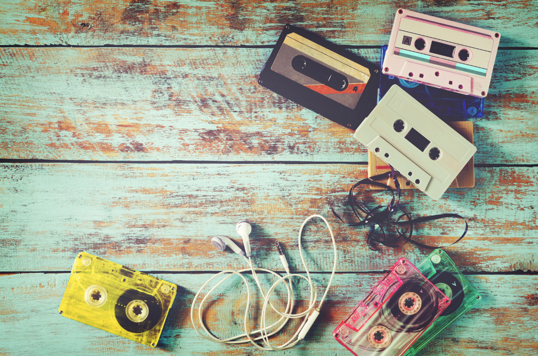 Объем продаж аудиокассет вырос до максимума за пять лет - Бизнес новости в журнале Inc.Russia