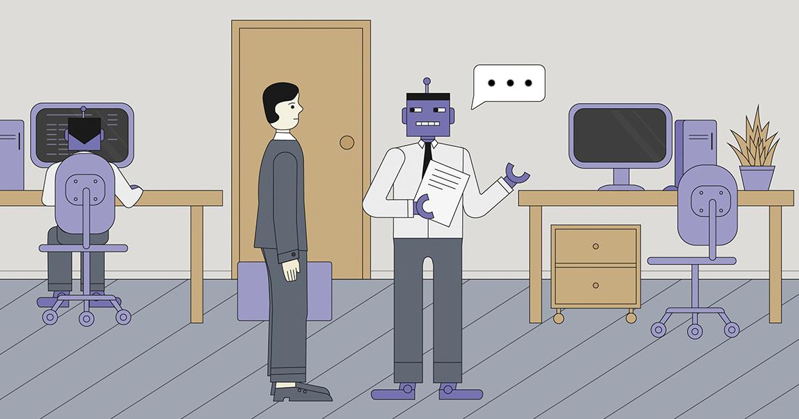 Технологические тренды 2018 года: робот зарегистрирует вас в отеле и даст работу