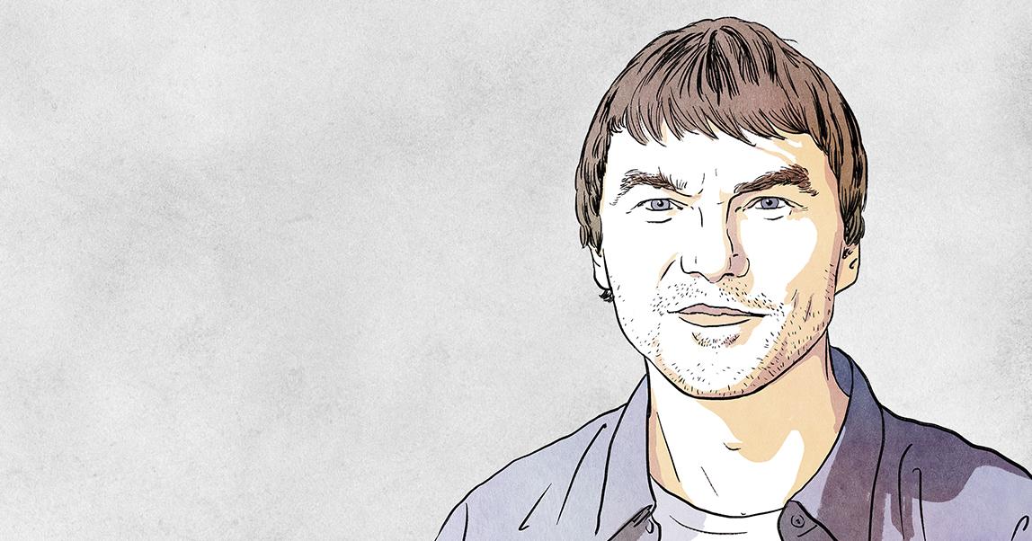 Бизнес-кодекс: Андрей Кривенко, основатель сетей «Избёнка» и «ВкусВилл»