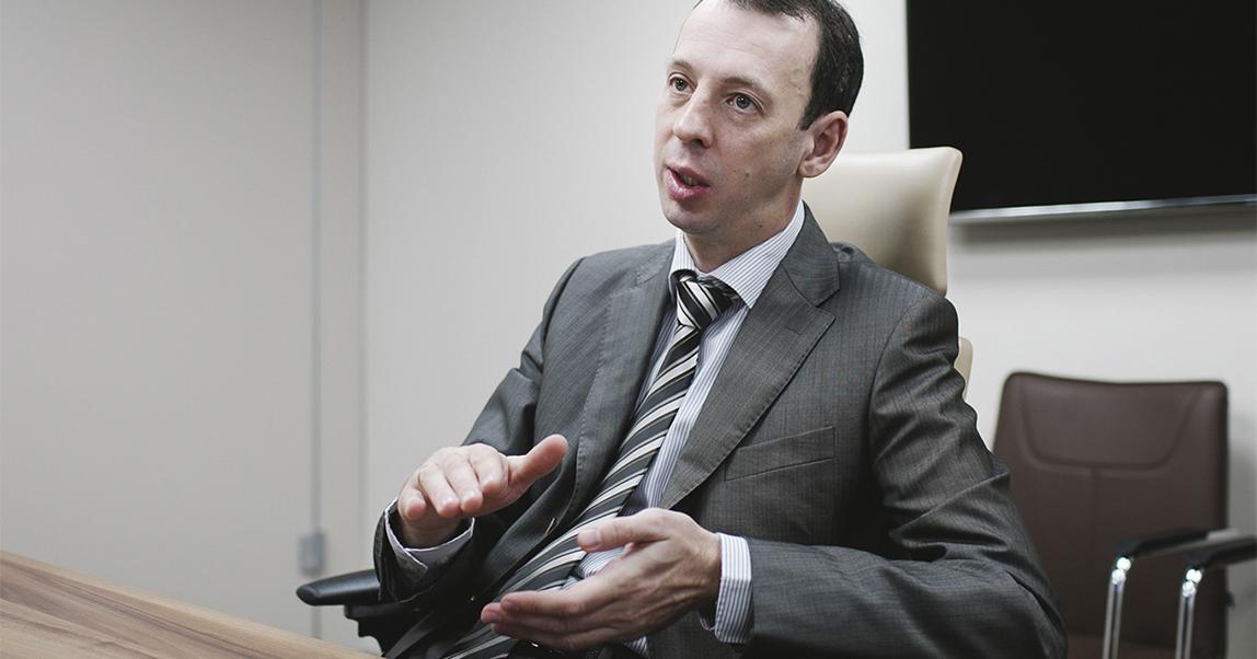 Алексей Басов, директор по инвестициям РВК: «Все ждут выхода госкорпораций на венчурный рынок. Они составят конкуренцию частным фондам»