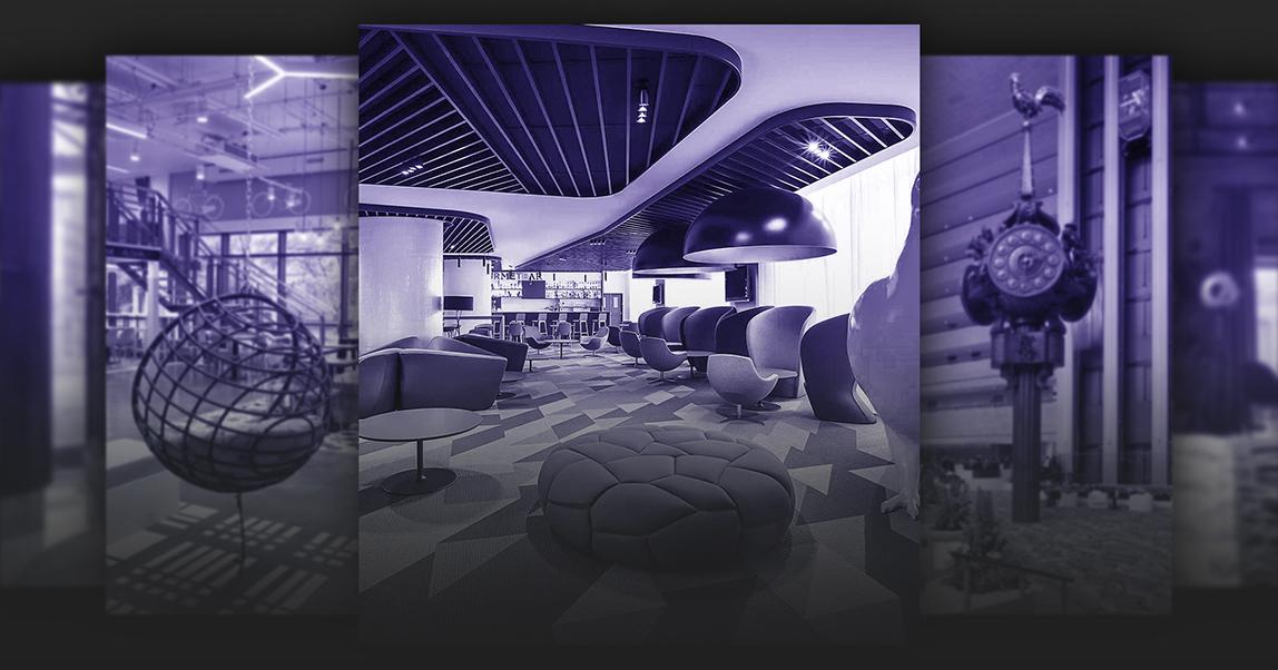 Рейтинг Inc.: 15 отелей Москвы и Петербурга, лобби которых подходят для деловых переговоров