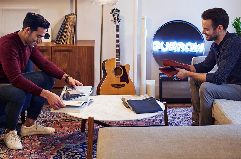 Burrow: пожары, потери и болезни роста мебельного стартапа с выручкой $3 млн — и как он с ними справился