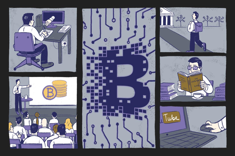 Понять блокчейн: где (и зачем) изучать технологию распределенного реестра в России и за рубежом