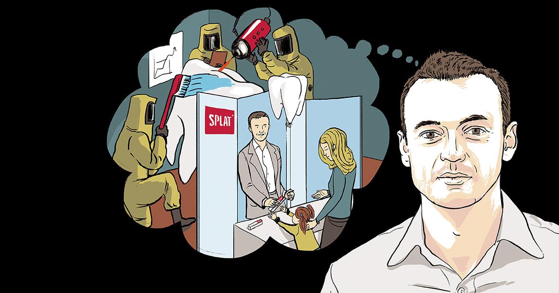 Чего я не знал, начиная бизнес: Евгений Дёмин, основатель SPLAT