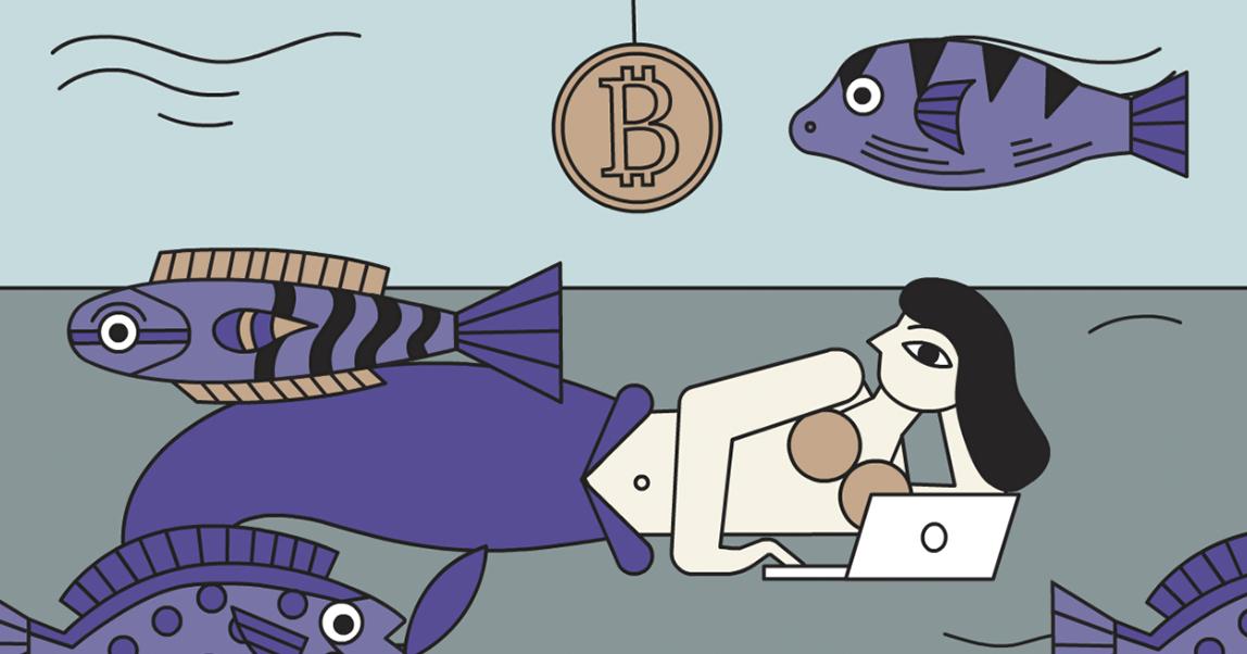 Фишинг и ICO: мошенники нацелились на криптовалютных инвесторов