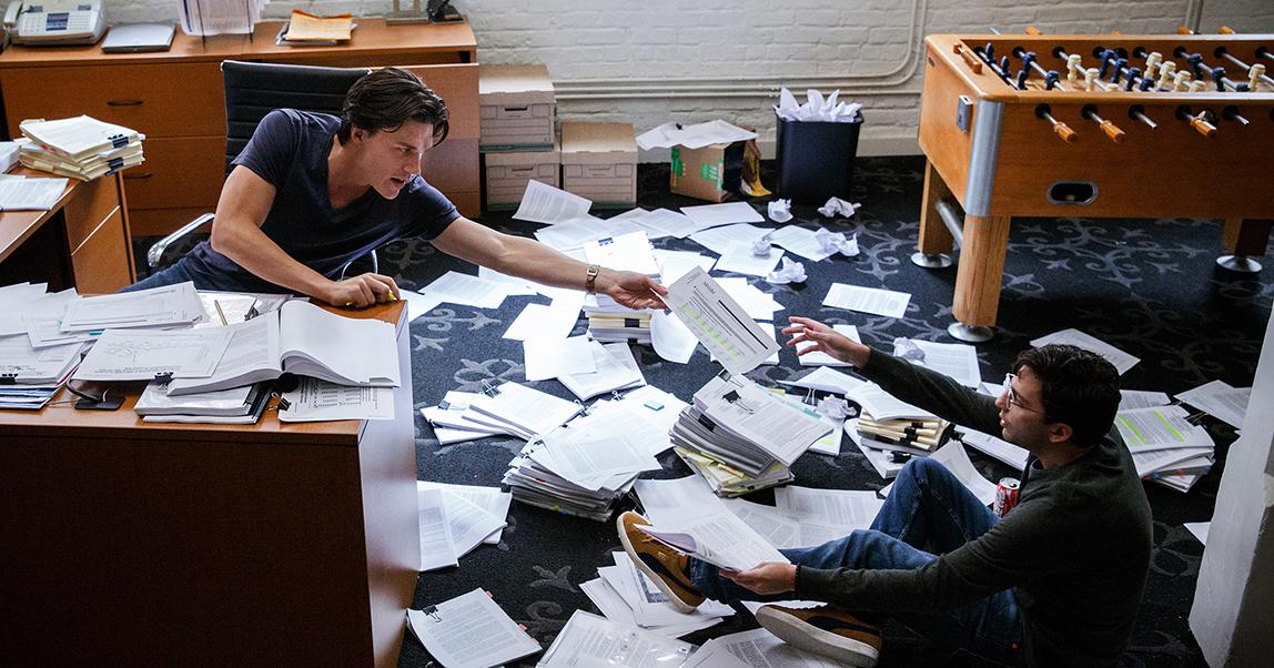Бизнес о кризисе: «Мы готовимся отрывать зад от стула и работать, работать, работать»