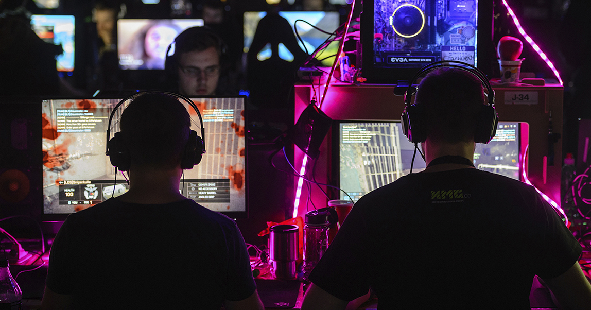 Киберспорт+ваш бренд: чем бизнесу помогут компьютерные игры