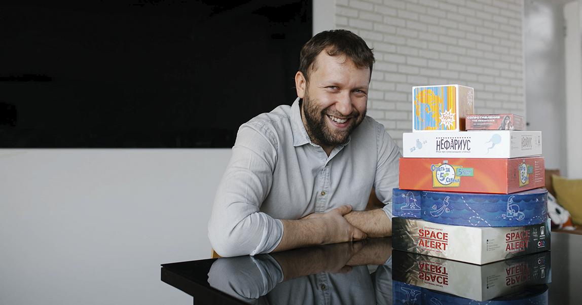 Мосигра: как из подарка отцу вырастить сеть магазинов с оборотом в 550 млн рублей