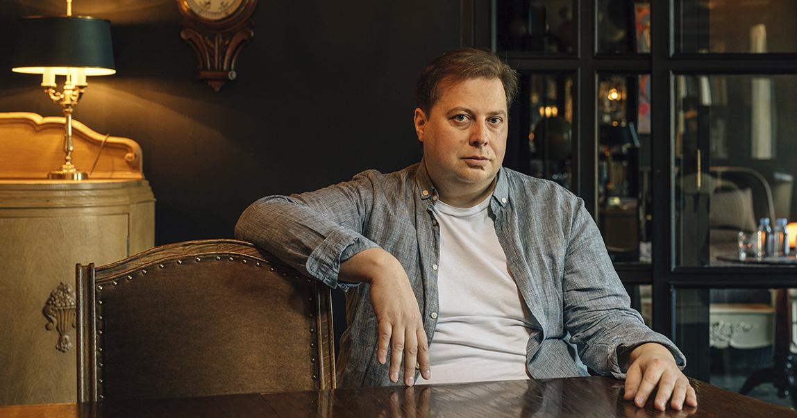 Ресторатор Евгений Кадомский: «Длябизнесмена-новатора самое ценное— угадать время»