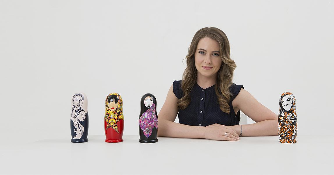 Бизнес-игрушка: как Светлана Полевая зарабатывает на очень дорогих матрешках для топов и экспатов