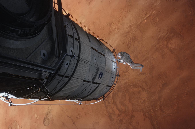 Марс атакуют: миллениалы из Лос-Анджелеса распечатывают настоящие ракеты на 3-D-принтере