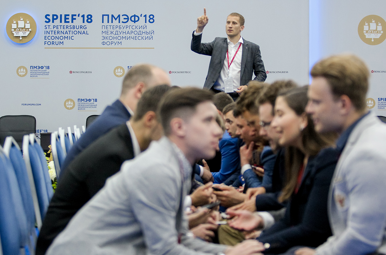 Не ловить за штаны, а готовиться: каких результатов добились российские стартаперы на ПМЭФ