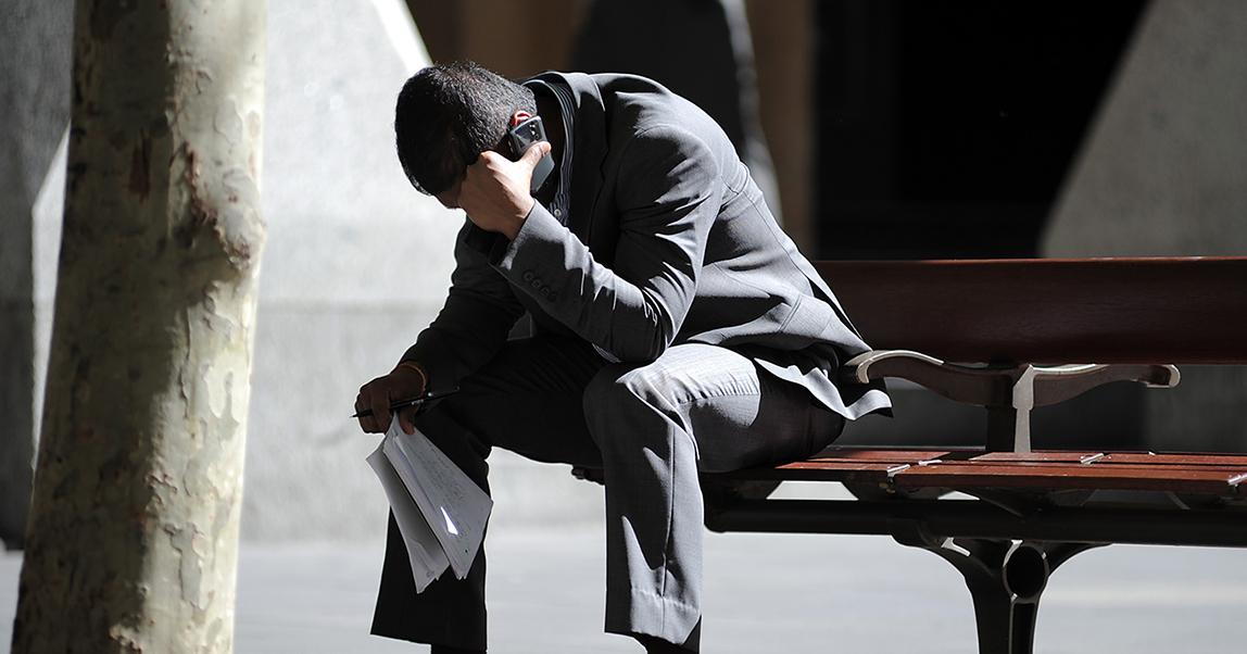 Стресс и косты: если кризис подкрался незаметно, в этом виноваты только вы