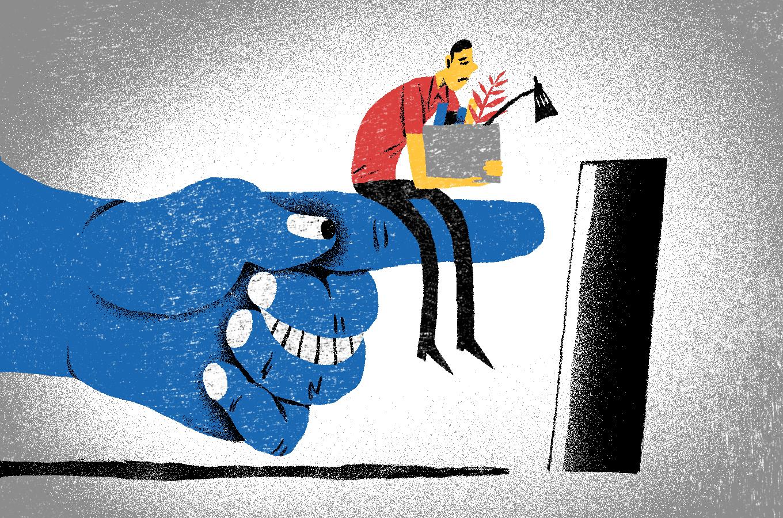 Увольняем сотрудника: за прогулы, плохую работу —  или если он больше не нужен