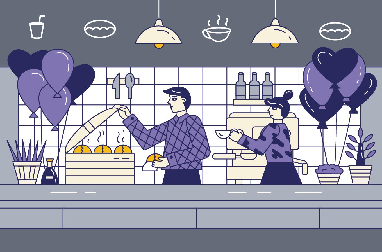 FAQ: как заработать на уличной еде летом (исделать клиентов счастливыми)