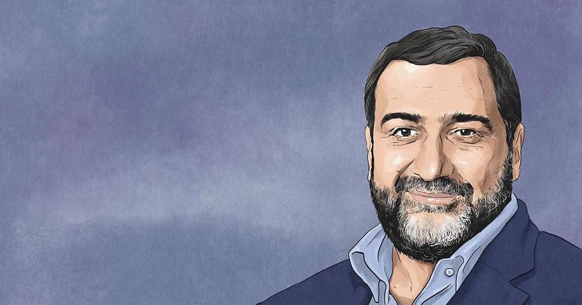 Бизнес-кодекс: Рубен Варданян, предприниматель, инвестбанкир ифилантроп