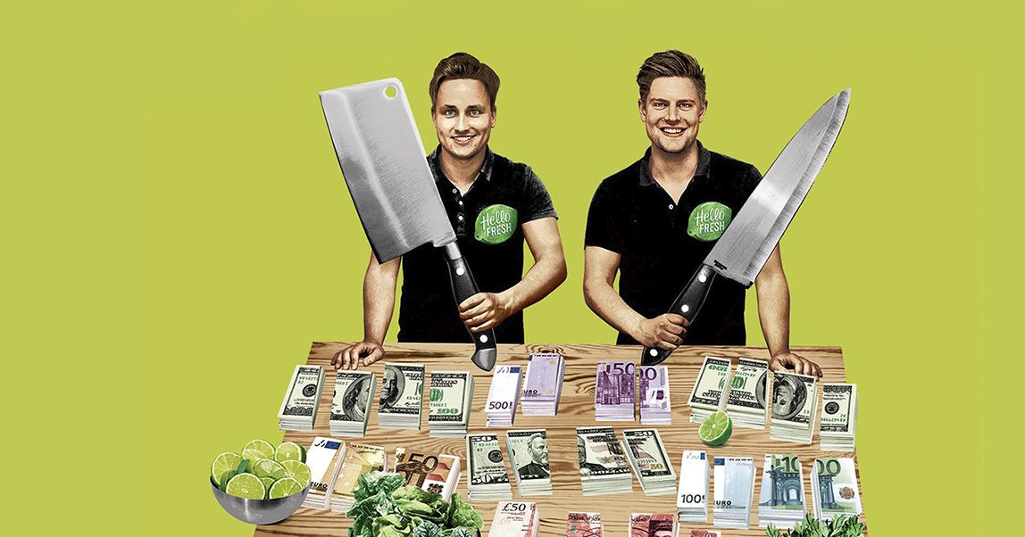Самый беспощадный стартап в мире: как HelloFresh пережил хайп, кризис и наркотический угар и стал мировым брендом стоимостью в $2,3 млрд