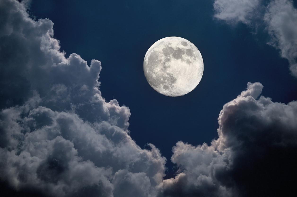 Мотиватор доброе, картинки с луной