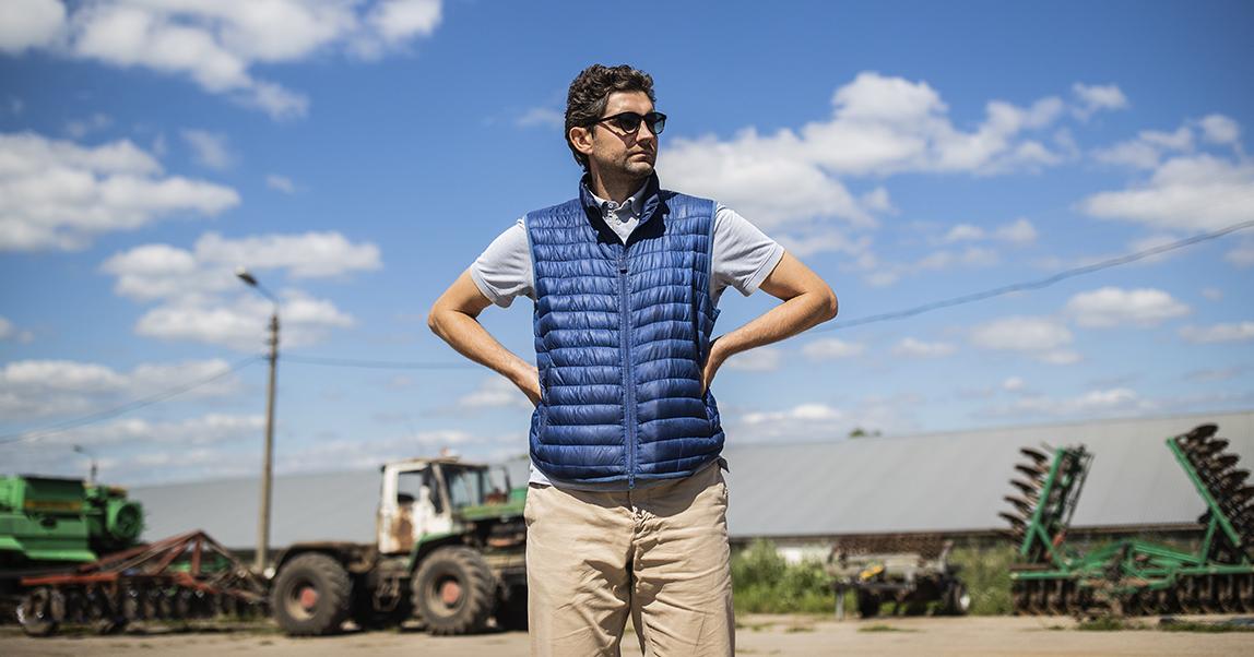 «Чёрный хлеб»: заработать на органическом зерне, ничего не понимая в сельском хозяйстве, и покорить Danone стандартами безопасности