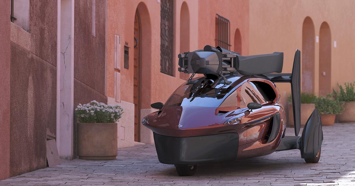 От квадрокоптеров до «птиц»: как выглядят автомобили будущего уже сегодня