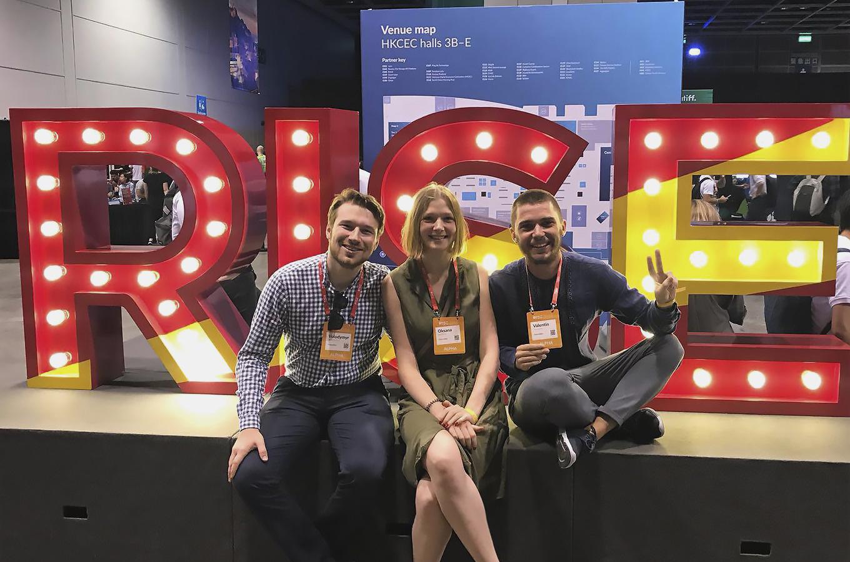 RISE Conference: как правильно выступить на одной сцене с Amazon и Tencent