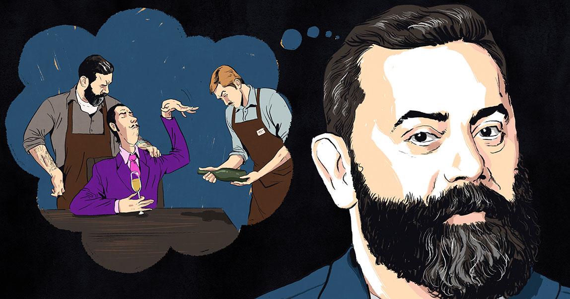 Чего я не знал, начиная бизнес: Дмитрий Левицкий, ресторатор исооснователь сети баров «Дорогая, я перезвоню»