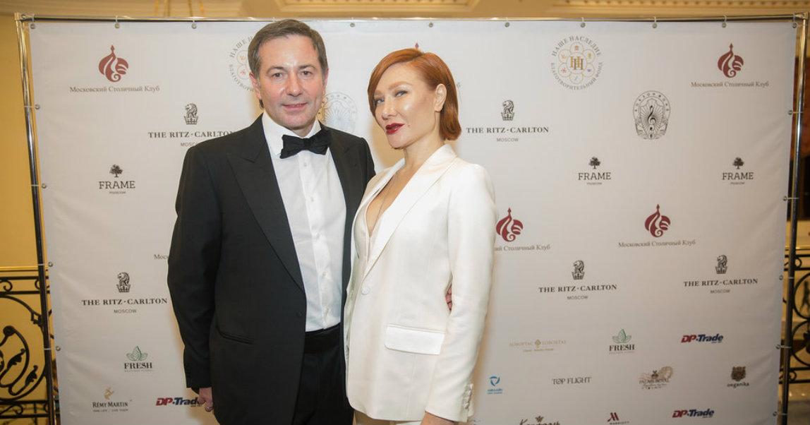 Московский Столичный Клуб провел благотворительный гала-ужин