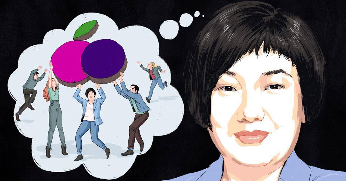 Чего я не знала, начиная бизнес: Татьяна Бакальчук, основательница Wildberries