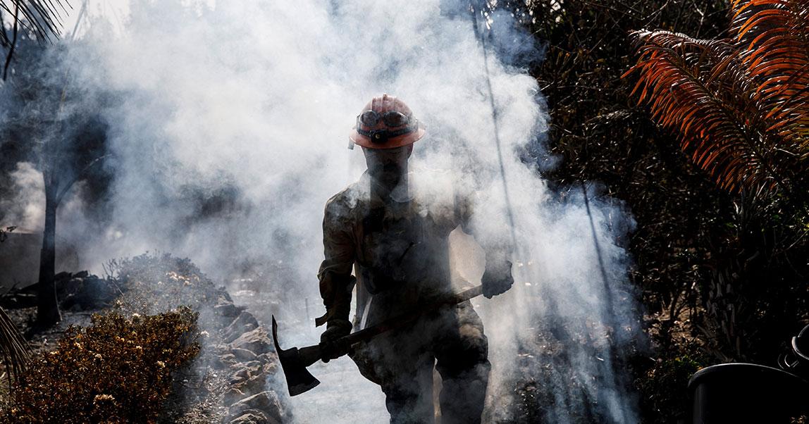 Стартаперы в огне: как русские в Долине переживают калифорнийские пожары
