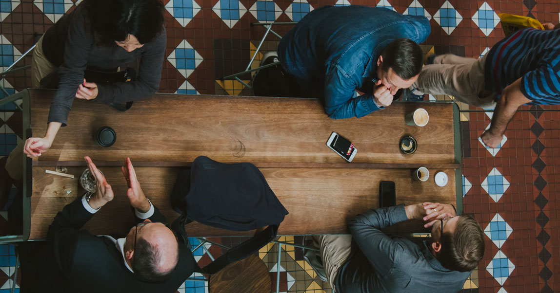 10 правил эффективного нетворкинга: учимся заводить бизнес-знакомства