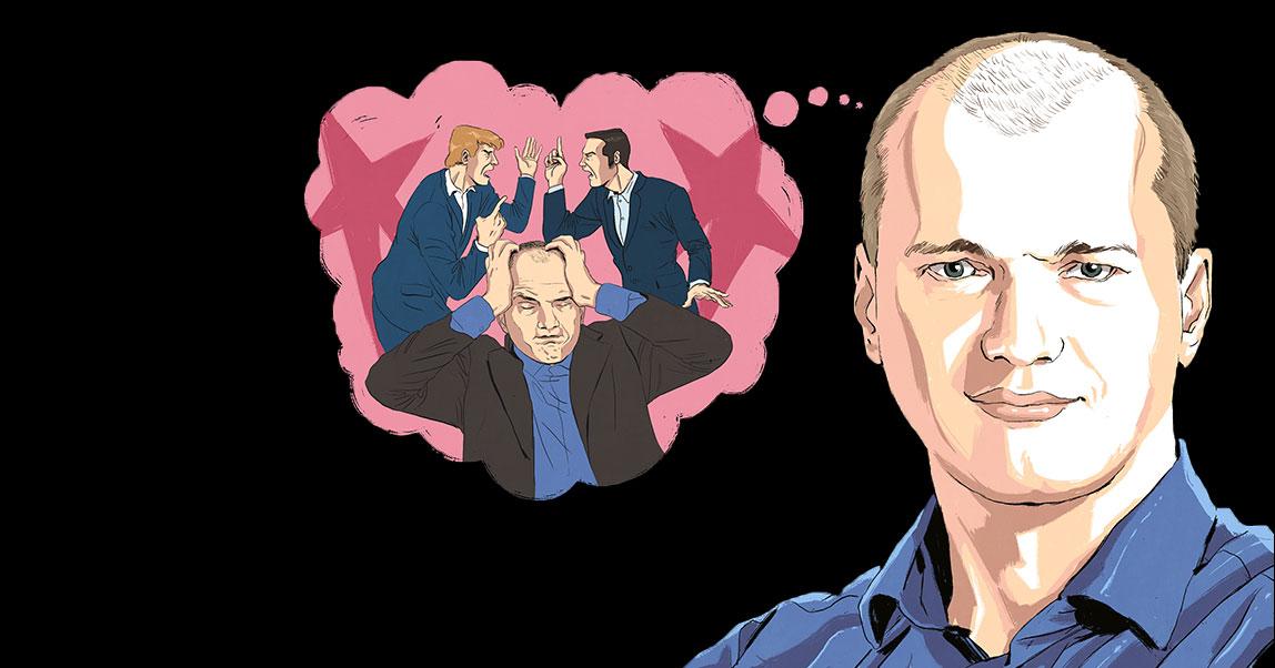 Чего я не знал, начиная бизнес: Сергей Рыжиков, 1С-Битрикс
