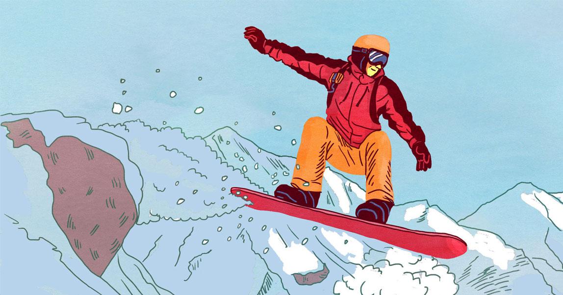 Спасти рядового сноубордиста. Как бывшие роснановцы создали систему безопасности в Альпах
