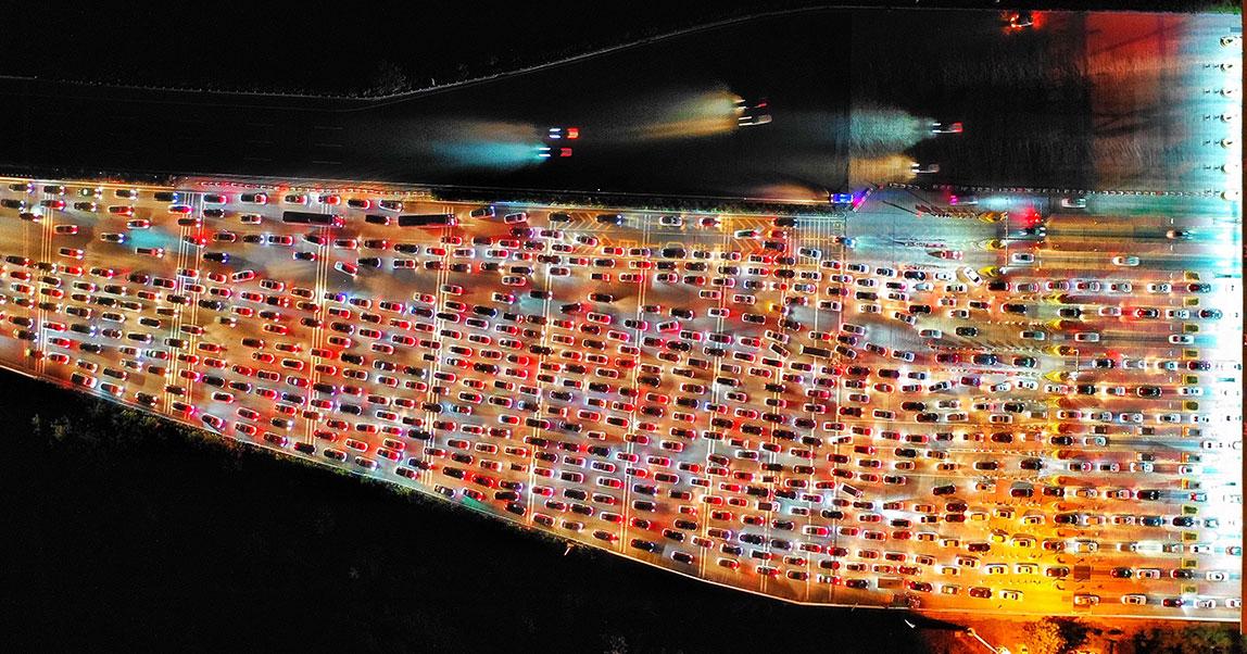 Бигдатой по трафику. Какданные меняют транспортные потоки (ичтосовсем этим делать бизнесу)