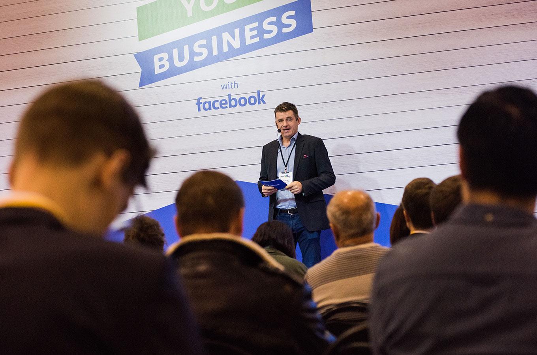 Лайк, шэр, рост (бизнеса): эксклюзивное интервью руководителя Facebook вЦентральной иВосточной Европе Inc.
