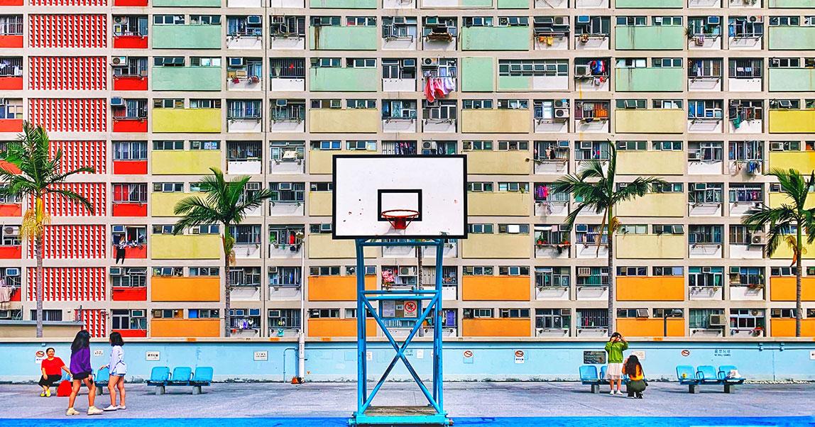 Отражения влужах, кольцо для баскетбола иочень одинокий енот: лучшие фотографии мира, снятые наiPhone