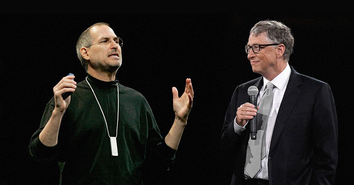 Apple против Microsoft: 43 года конкуренции двух компьютерных гигантов
